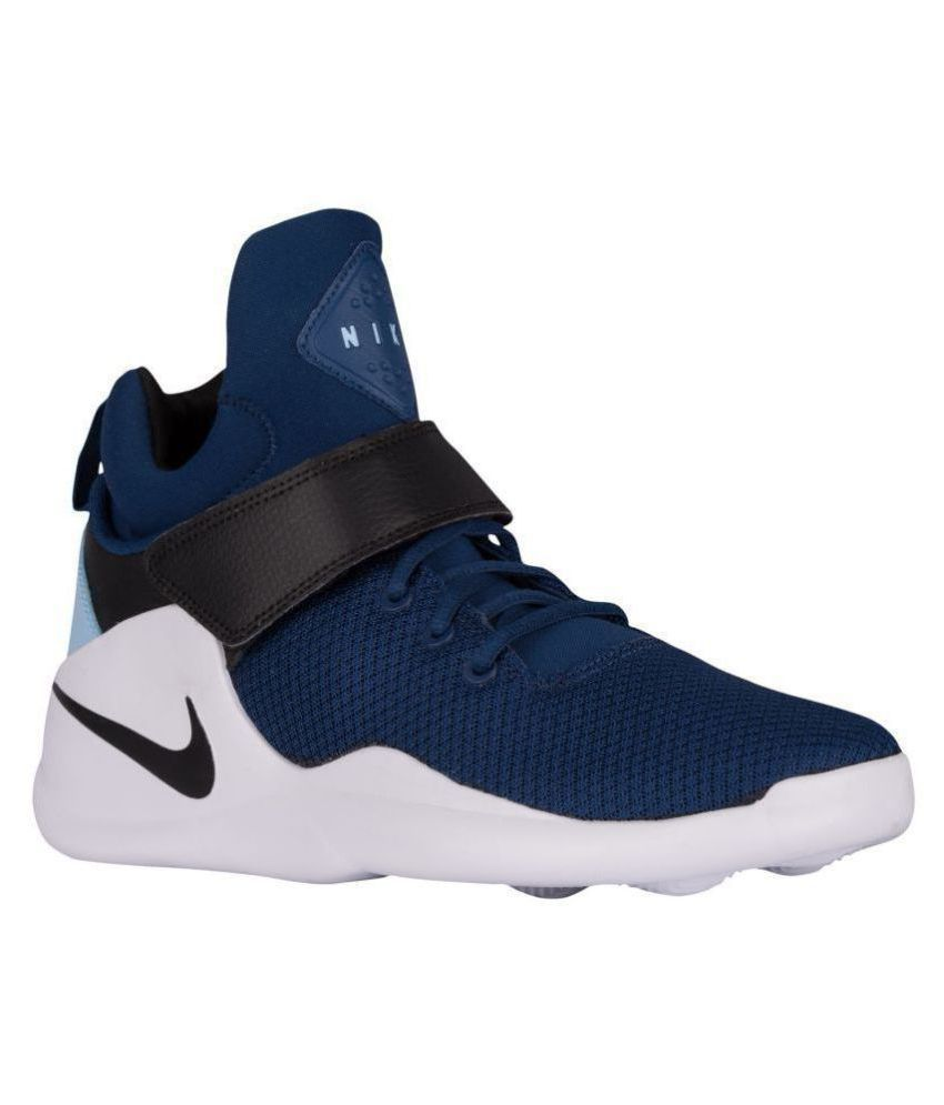 d0f94d65fa92 Nike Kwazi Blue Running Shoes - Buy Nike Kwazi Blue Running Shoes Online at  Best Prices in India on Snapdeal
