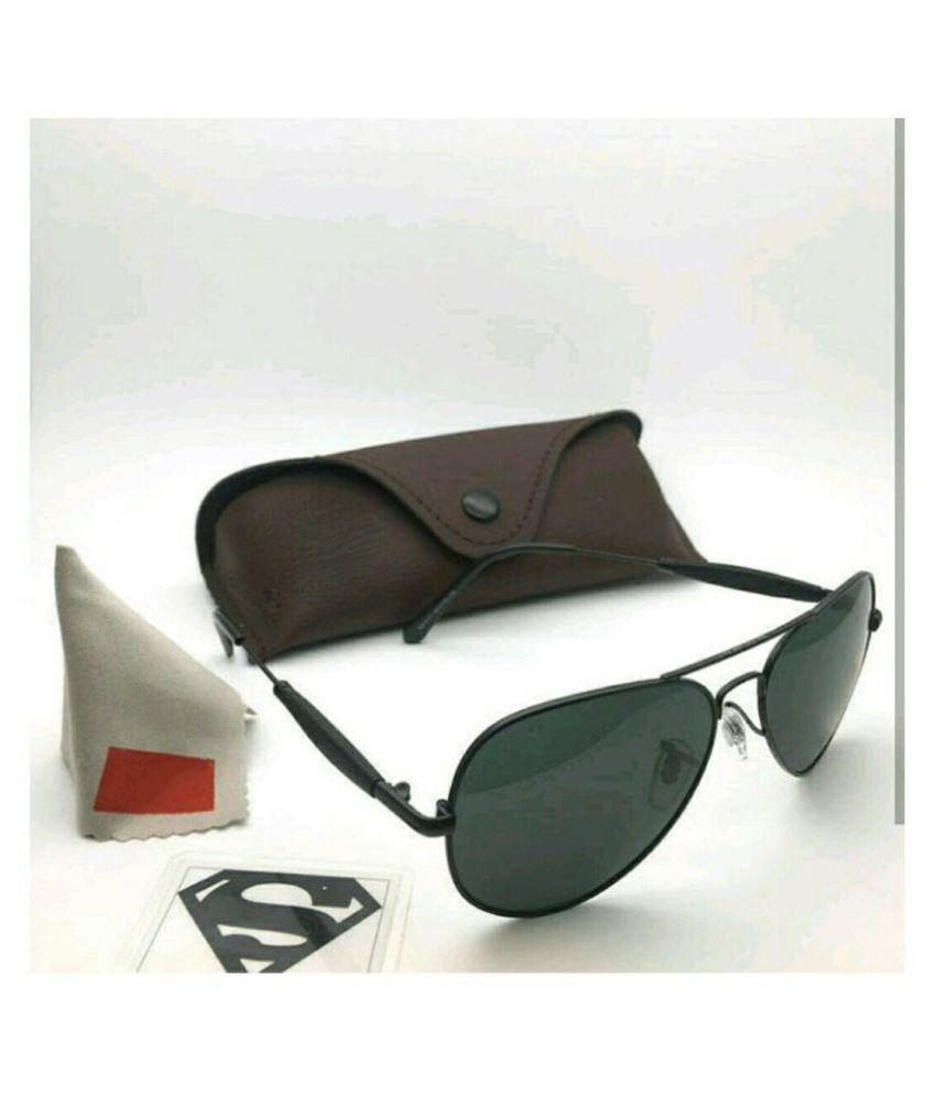 9b73b3757771 Rayban 3517 Black Aviator Sunglasses ( 3517 ) - Buy Rayban 3517 Black Aviator  Sunglasses ( 3517 ) Online at Low Price - Snapdeal
