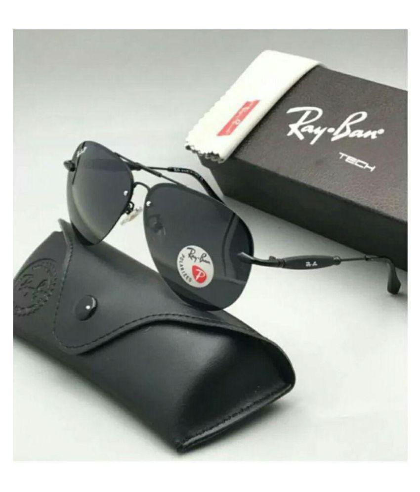 d60b4721995c Rayban Stylish Sunglasses Black Aviator Sunglasses ( BLKBLK3517 ) - Buy  Rayban Stylish Sunglasses Black Aviator Sunglasses ( BLKBLK3517 ) Online at  Low ...