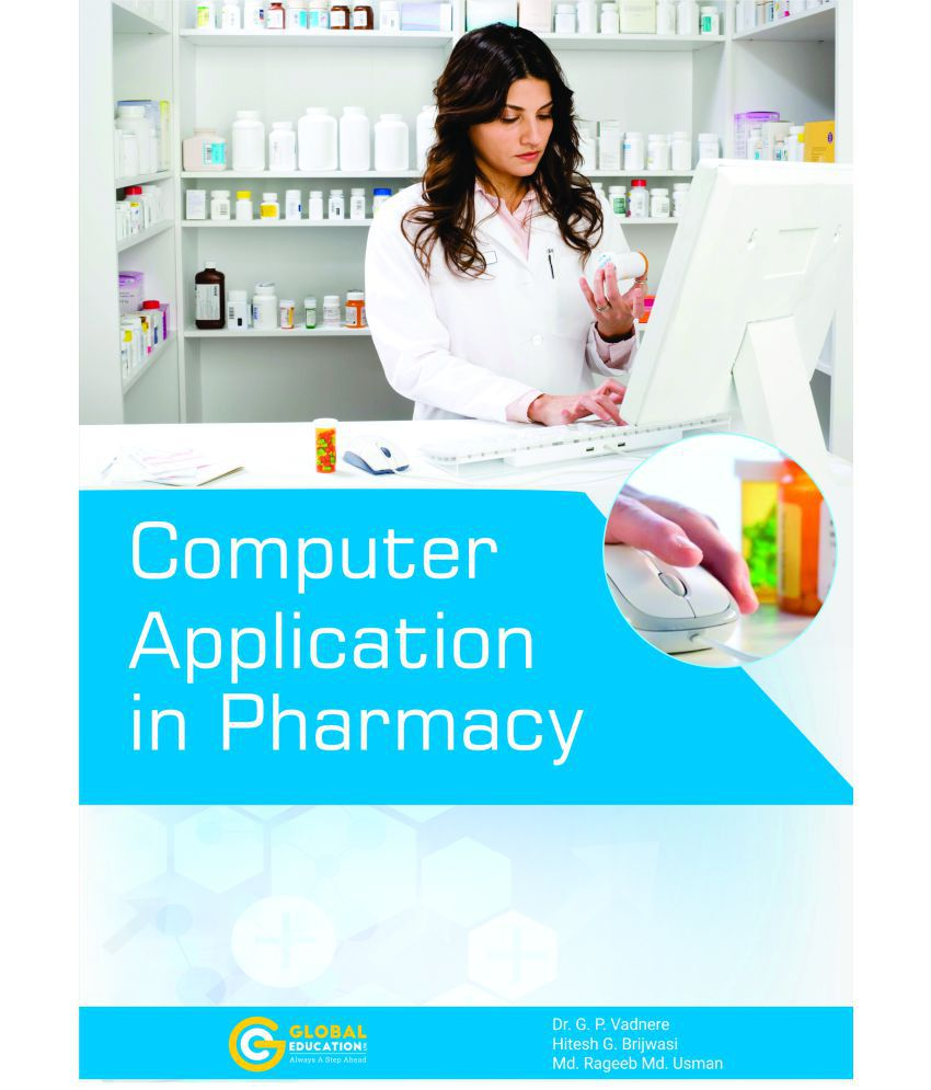 Computer Application in Pharmacy