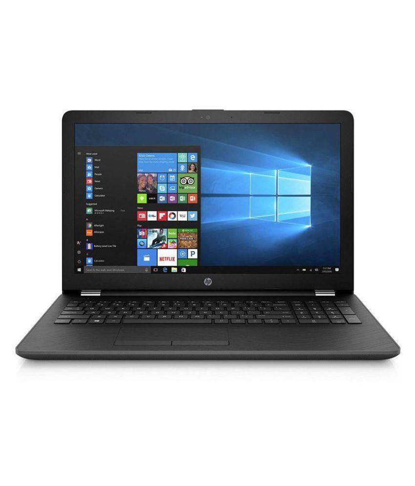HP 15 15q-bu024tu Notebook Core i3 (7th Generation) 4 GB 39.62cm(15.6) DOS Integrated Graphics Grey