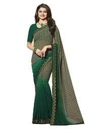 2011f51037 Green Saree: Buy Green Saree Online in India at low prices - Snapdeal