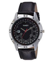 """Timex TW00ZR112 Leather Analog """"Mens Watch"""""""