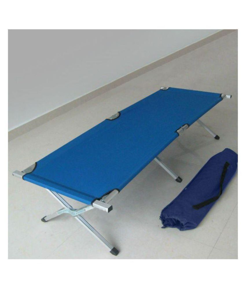 multi purpose lightweight and space saving cot folding bed single rh snapdeal com