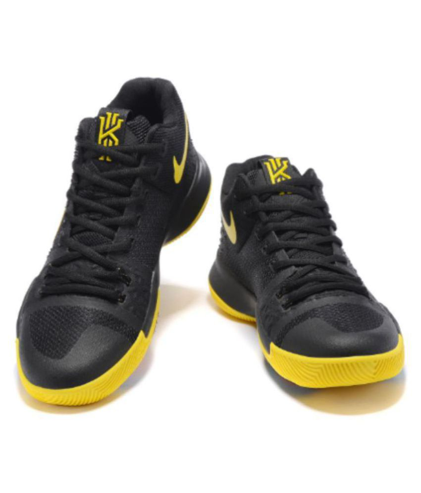 hot sale online b80ed d929c ... canada nike kyrie irving 3 basketball shoes black running shoes 8bc75  8e66e