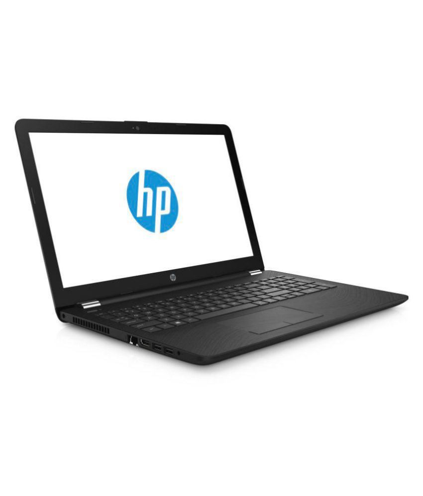 HP 15-bs164TU - 8th Gen Intel Core i5 (8250U) - 4 GB DDR4 RAM - 1TB HDD -  FreeDOS 2 0 - Intel UHD Graphics 620 - Fast Charge - Sparkling Black Colour