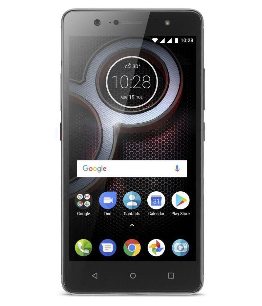 Lenovo K8 Plus ( 32GB , 3 GB ) Black