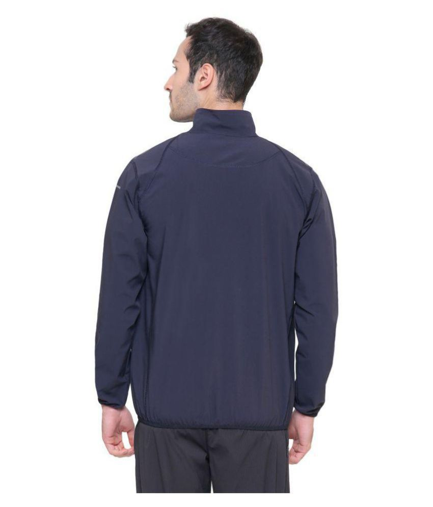 1610d7187 Nike Navy Polyester Terry Jacket - Buy Nike Navy Polyester Terry ...