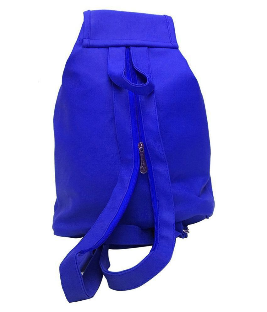 c1942117f Bizarre Vogue Stylish College Bags Backpacks For Girls (Blue