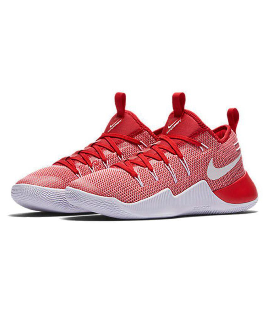 cheap for discount ceee2 821f4 Nike 2018 Hypershift TB Red White Basketball Shoes - Buy Nike 2018  Hypershift TB Red White Basketball Shoes Online at Best Prices in India on  Snapdeal