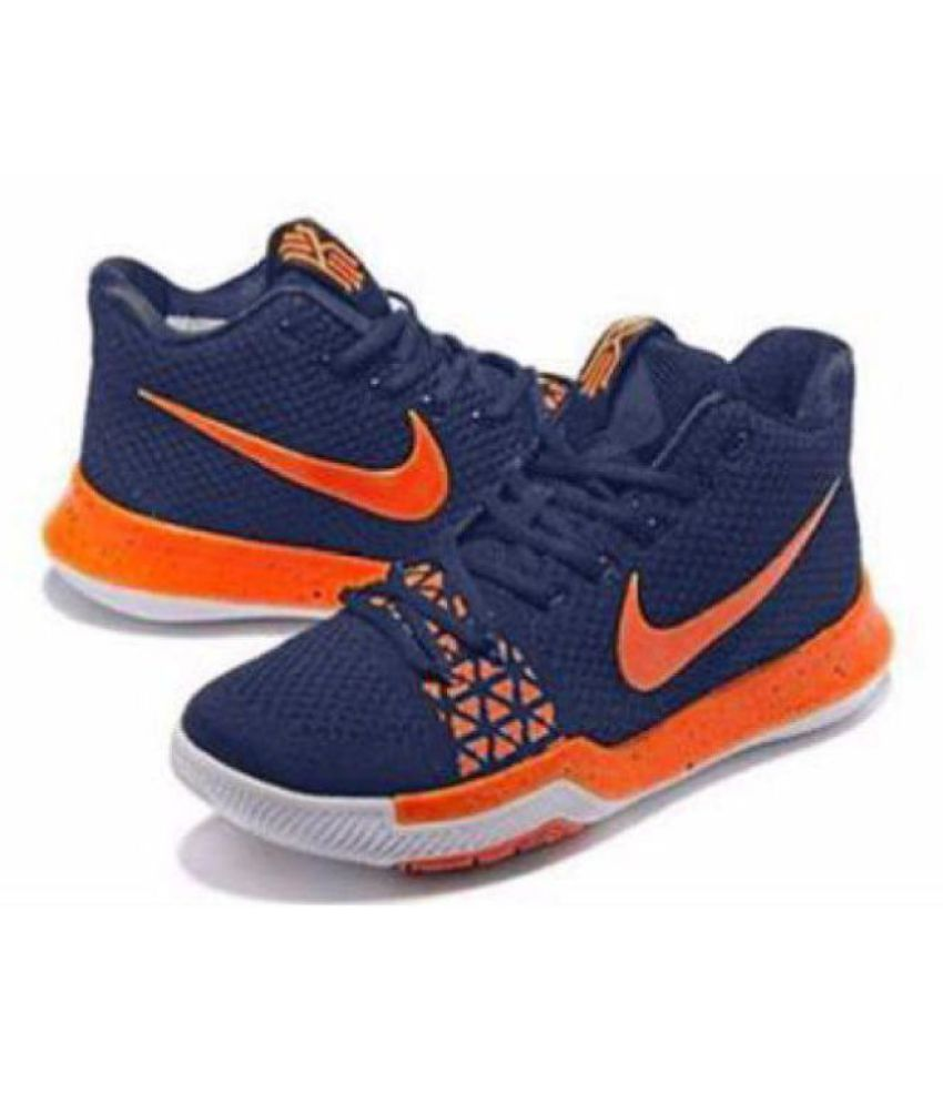 hot sale online 9d6d7 aa822 Nike KYRIE IRVING 3 BASKETBALL SHOES Burgundy Running Shoes - Buy Nike  KYRIE IRVING 3 BASKETBALL SHOES Burgundy Running Shoes Online at Best  Prices in India ...