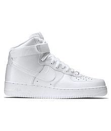 Nike Airforce Long White Casual Shoes