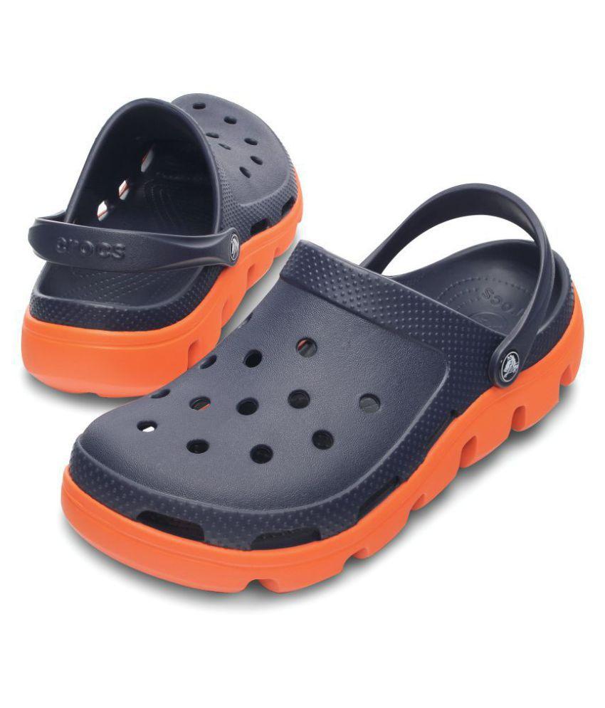 05829596f Crocs Navy Floater Sandals - Buy Crocs Navy Floater Sandals Online ...