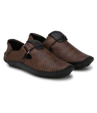 499a14f00ad1 Paduki Men Tan Sandals Sparx Mens BLGY Sandals-9 UK India (43.33 EU ...