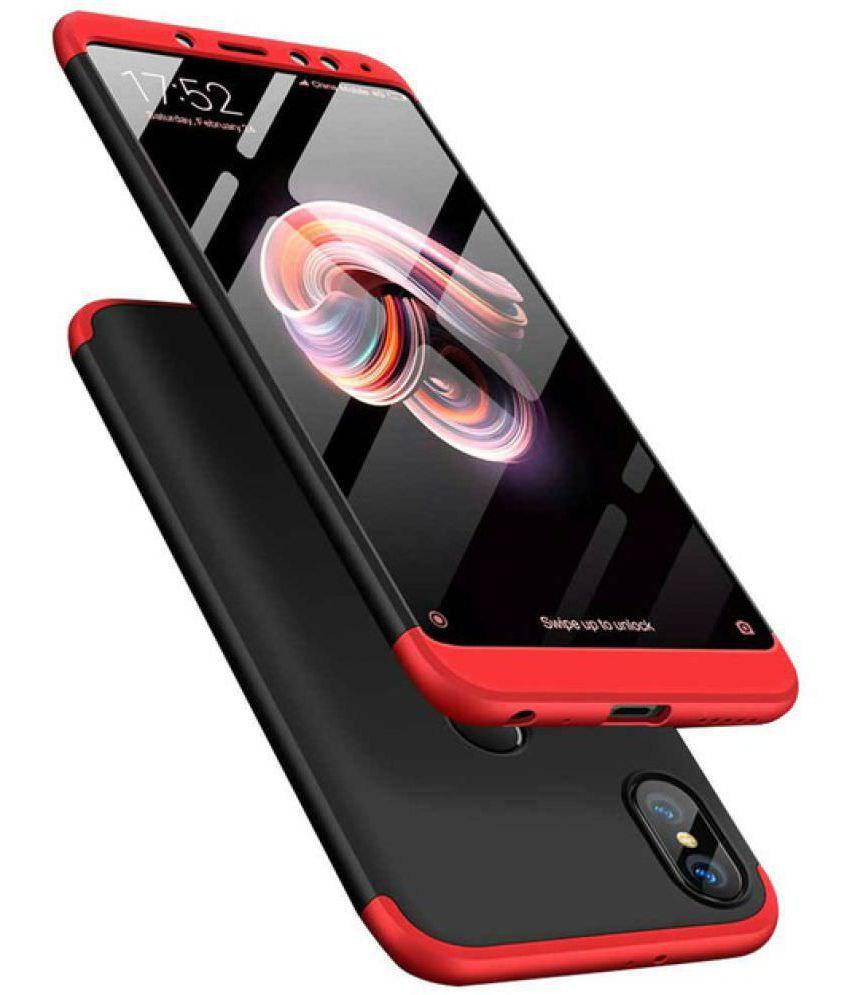 A83 (2018 Edition) Plain Cases Doyen Creations - Black Premium Gkk