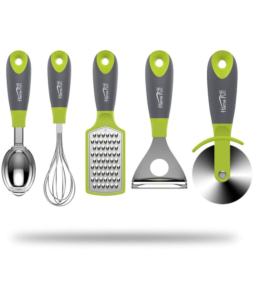 home puff kitchen tools pack of 5 - Kitchen Tools