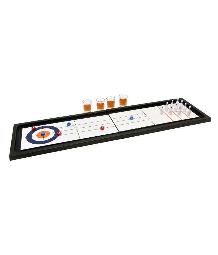 BARWORLD  Bowling & Shuffle Drinking Game