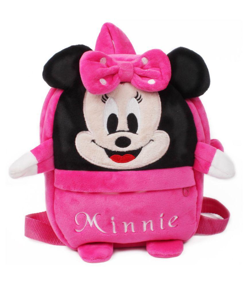 Kamalife Plush Cartoon Baby Play School Bags