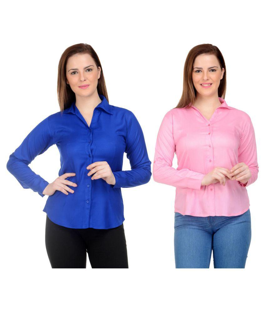 NEUVIN Cotton Shirt