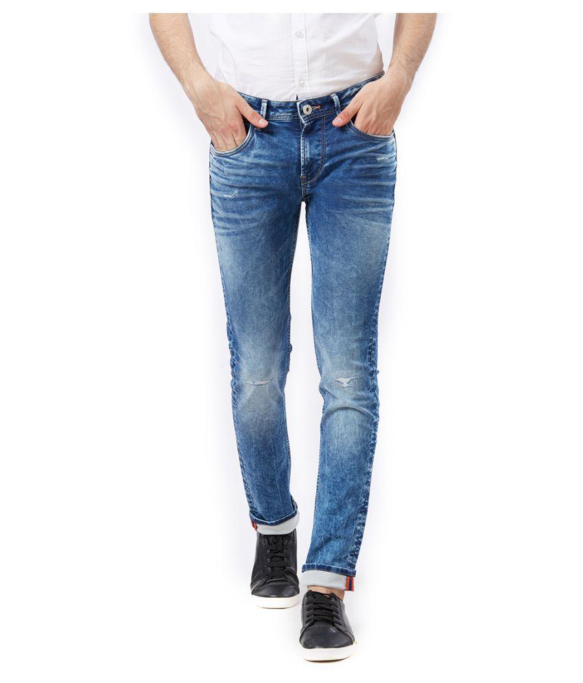 Killer Blue Skinny Jeans