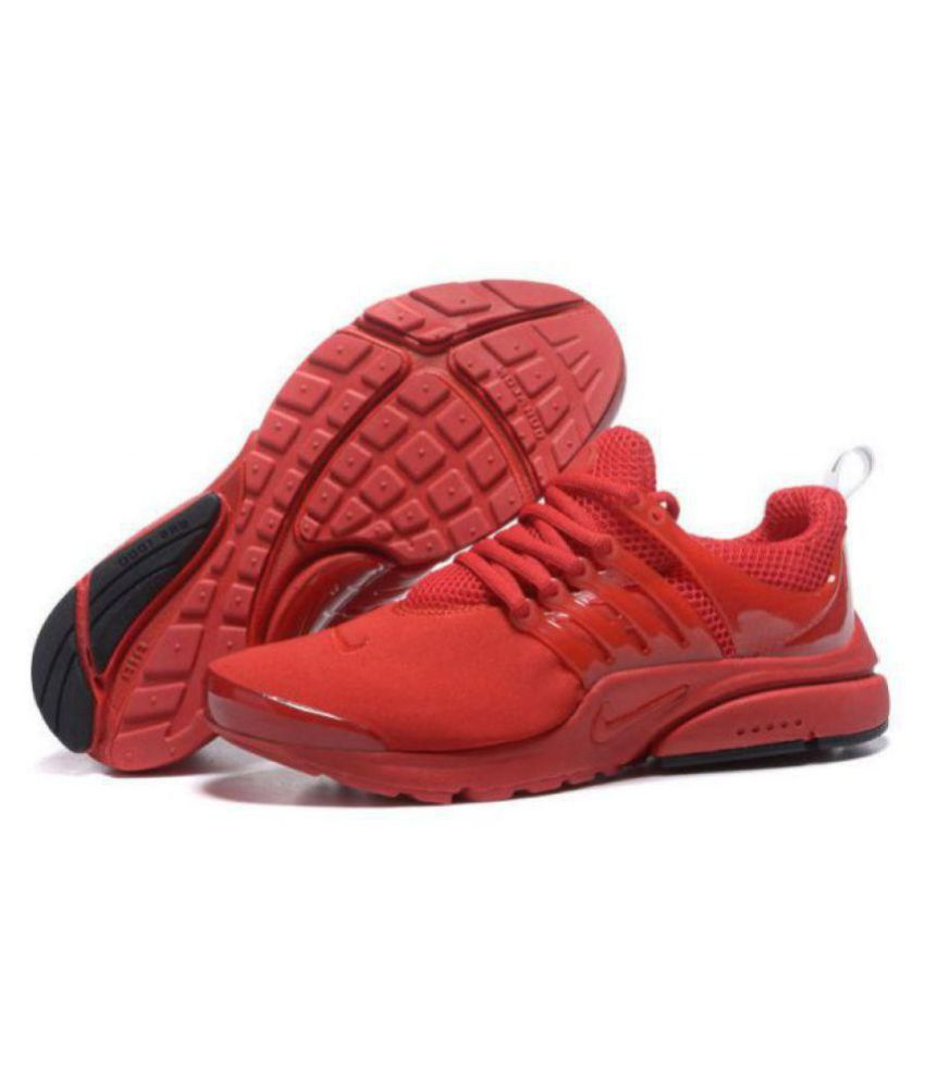 fed58f7e2fd6 ... Nike Air Presto Blood Red Running Shoes ...
