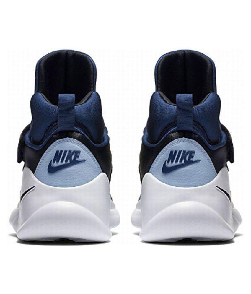 b2a2cb526d86 Nike Zoom Kwazi Lifestyle Blue Casual Shoes - Buy Nike Zoom Kwazi ...