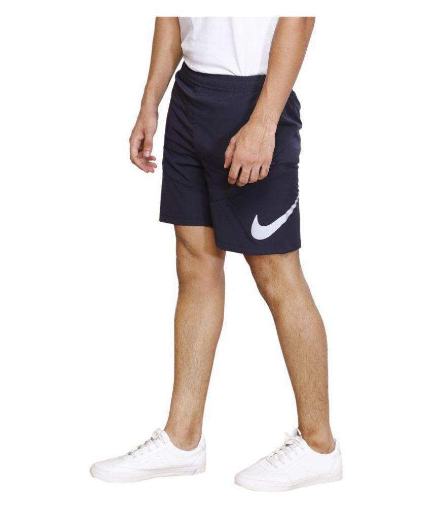 c865fe79b26 Nike Blue Shorts