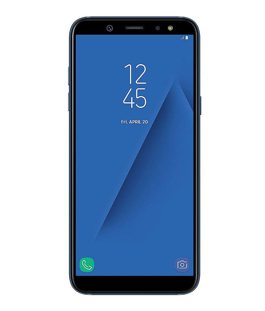 Samsung Galaxy A6 (32GB, 4GB RAM)- sAMOLED Infinity Display