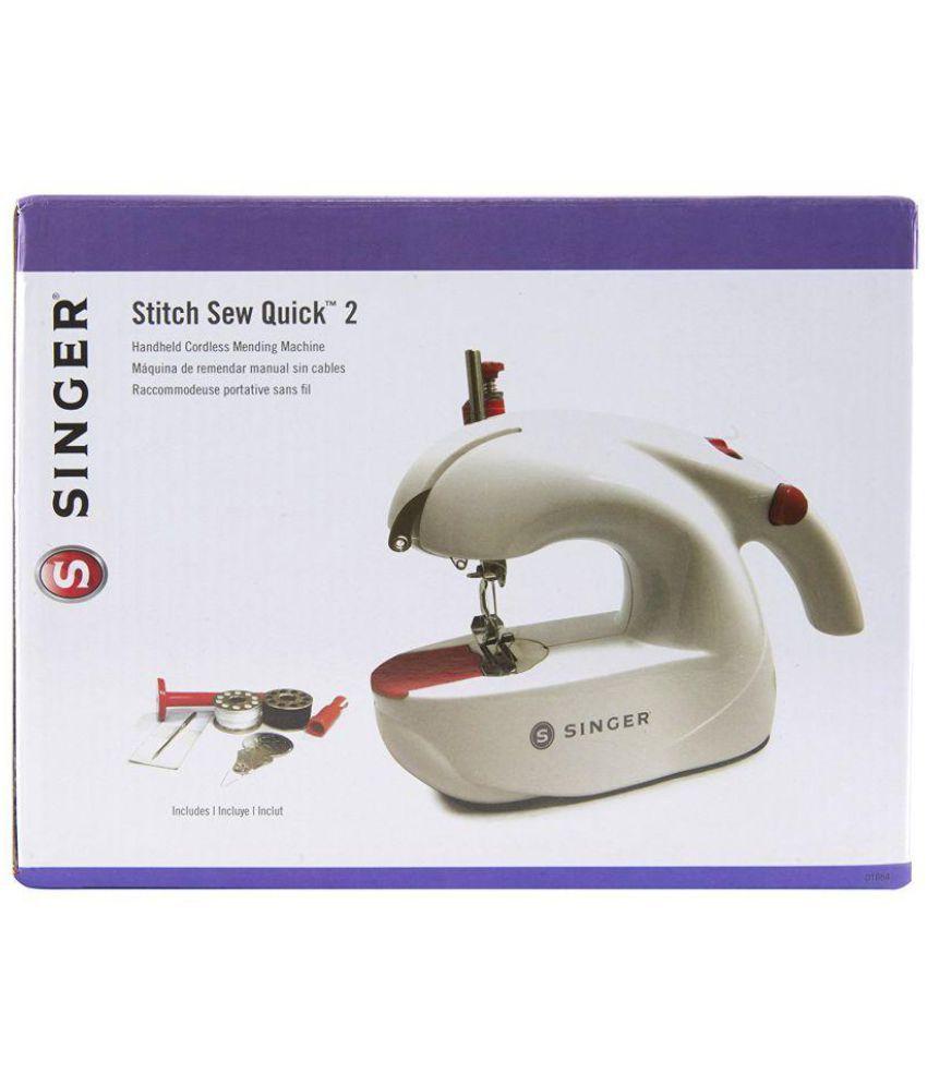 Singer 01664 Manual Sewing Machine Price in India - Buy ...