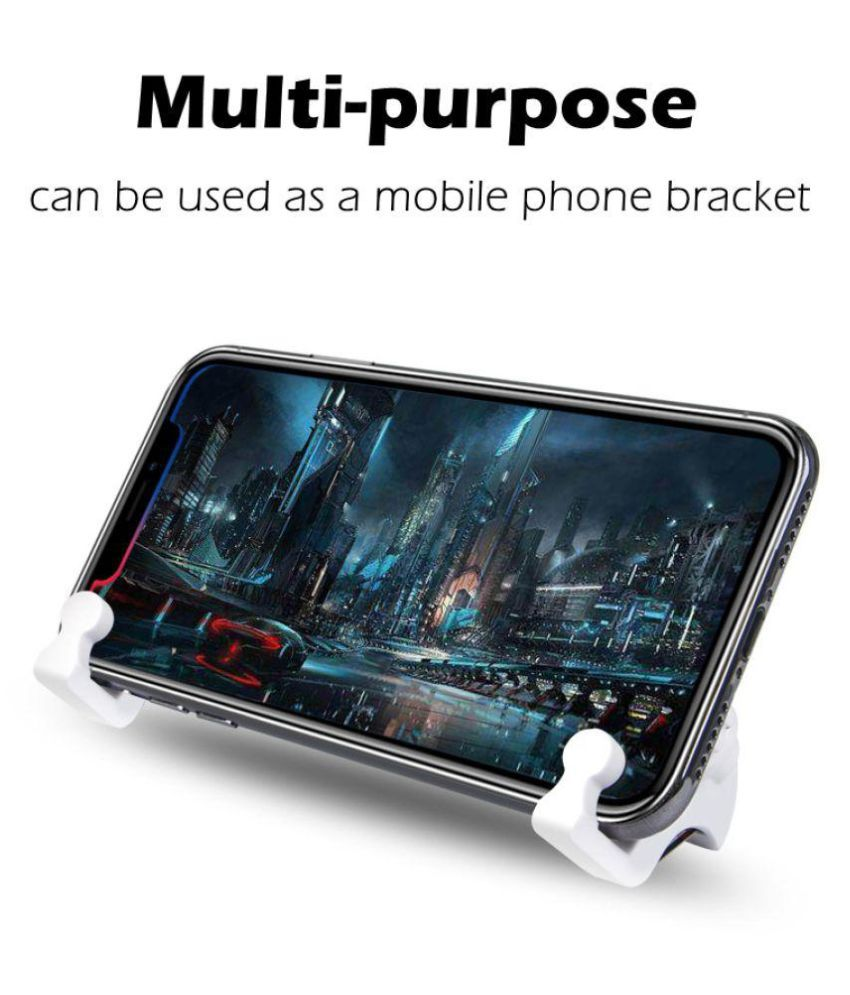 Video Games Shooting Controller Pubg Mobile L1 R1 Celular Phone Joystick Gaming For Smartphone Trigger Game L1r1 Iphone Button Ios