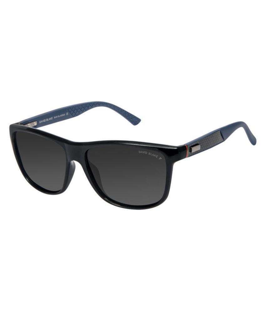77365f0eae4 David Blake Grey Wayfarer Sunglasses ( SGDB1329 ) - Buy David Blake Grey  Wayfarer Sunglasses ( SGDB1329 ) Online at Low Price - Snapdeal