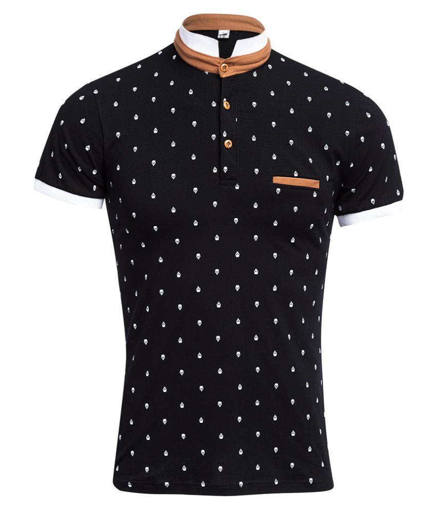 Whitleys Black Boat T-Shirt