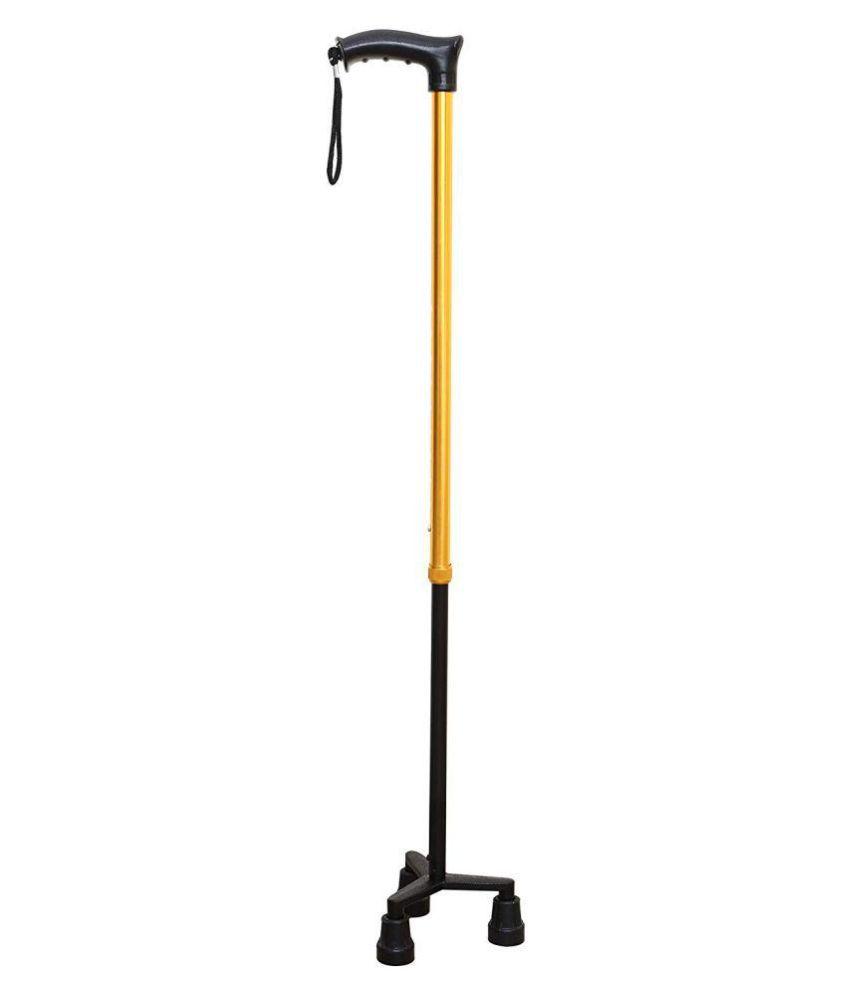 Smart Care Walking Stick Three Leg Indian Sci-926 Walking Sticks