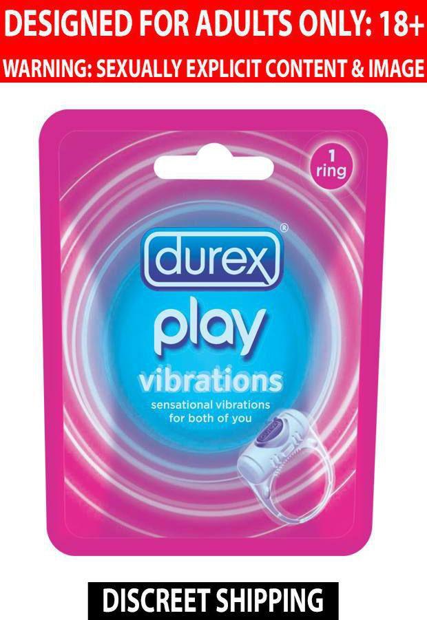 Durex Play Vibrations (Vibrating Ring)