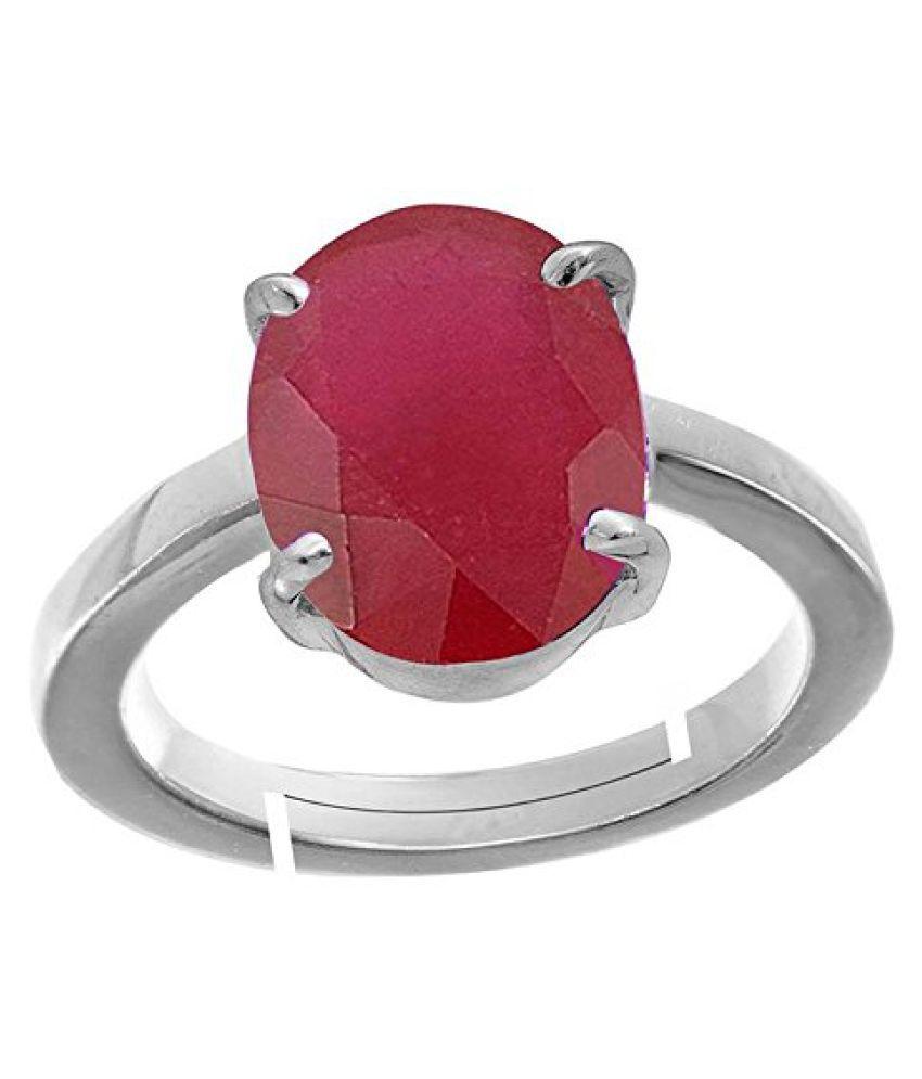 Akshay Gems 92.5 Silver Ring