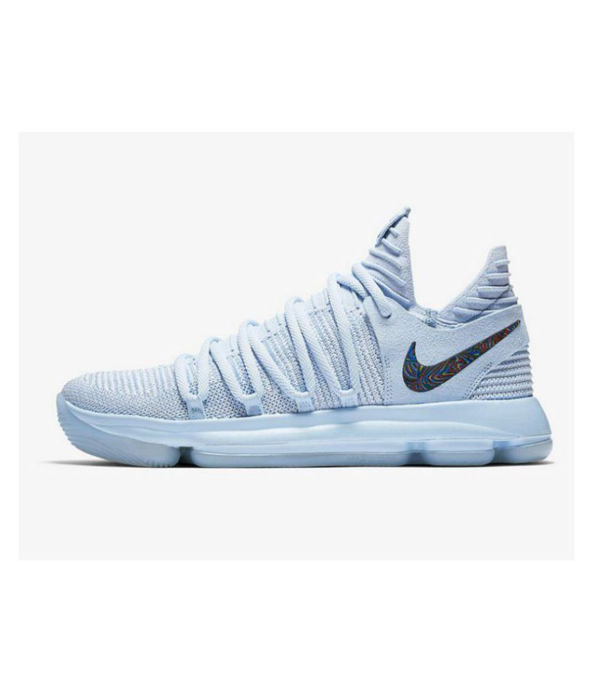 newest f36c8 481b5 Nike KD 10 Anniversary Basketball Shoe Multi Color Running Shoes - Buy Nike  KD 10 Anniversary Basketball Shoe Multi Color Running Shoes Online at Best  ...