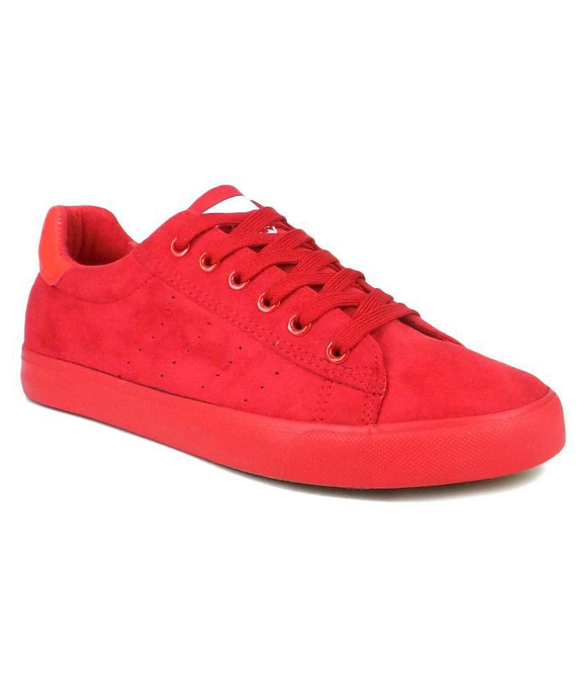 69a66da9a95c Ripley Magnet Sneakers Red Casual Shoes - Buy Ripley Magnet Sneakers ...