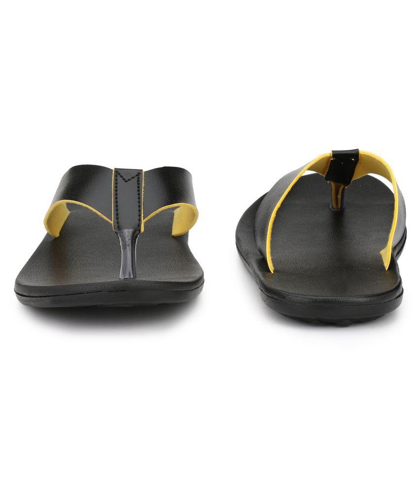 31db1516edb4 Big Fox Black Thong Flip Flop Price in India- Buy Big Fox Black ...
