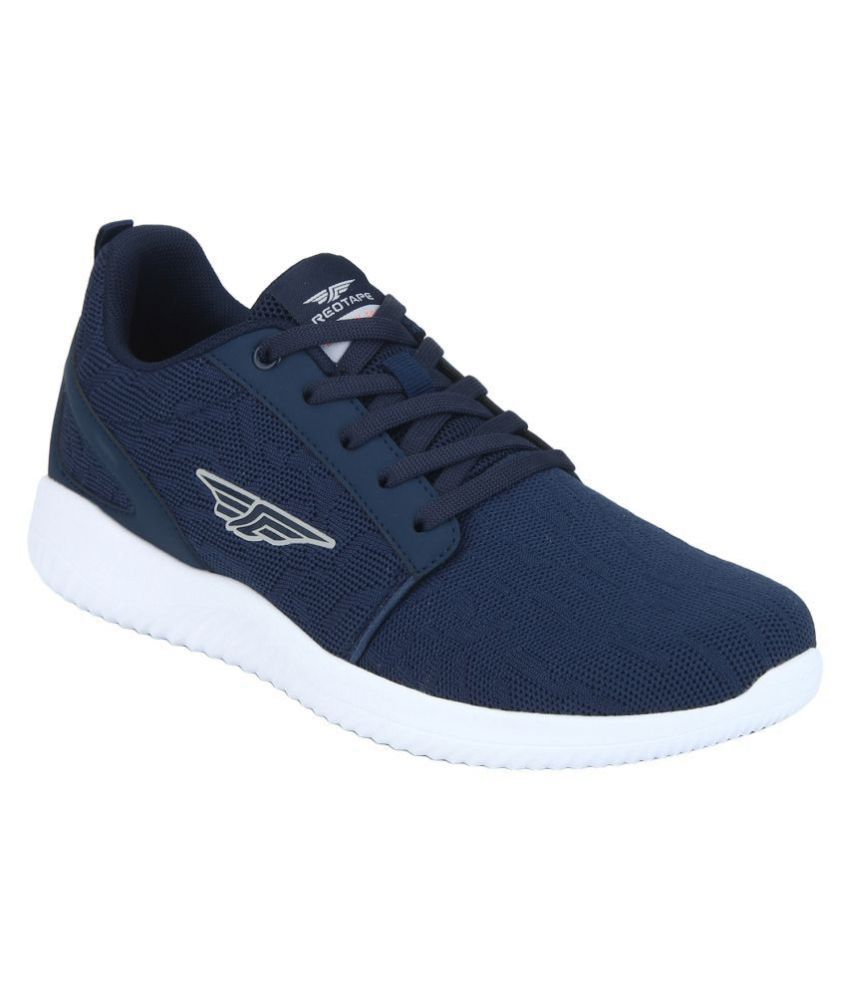 e1345764f Red Tape Athleisure Sports Range Men Blue Running Shoes - Buy Red Tape  Athleisure Sports Range Men Blue Running Shoes Online at Best Prices in  India on ...