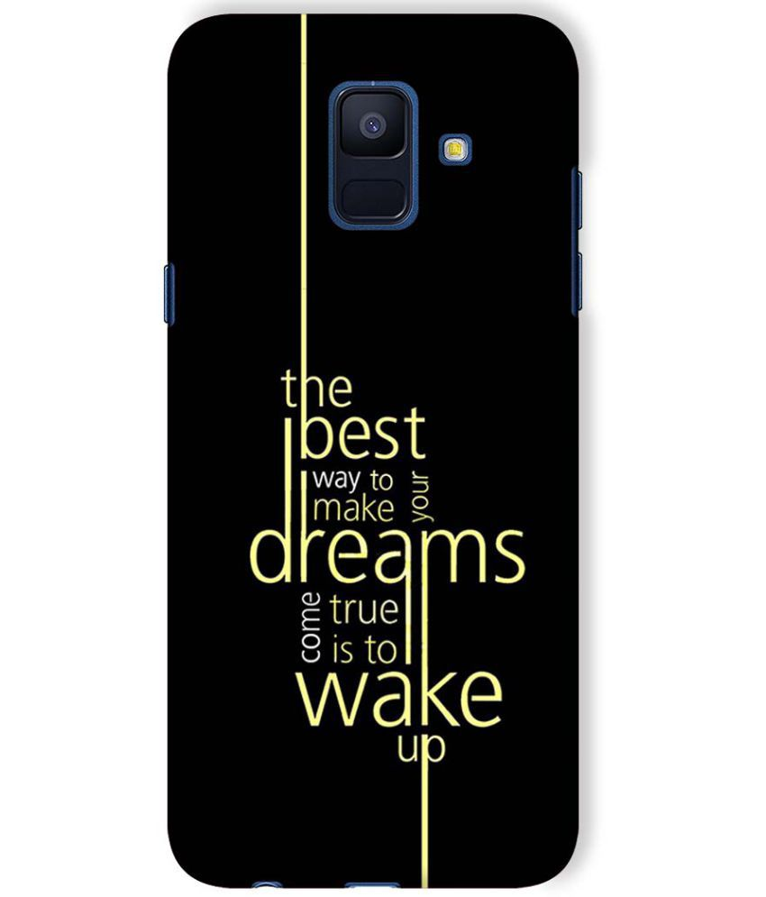 Samsung Galaxy A6 Printed Cover By Saledart