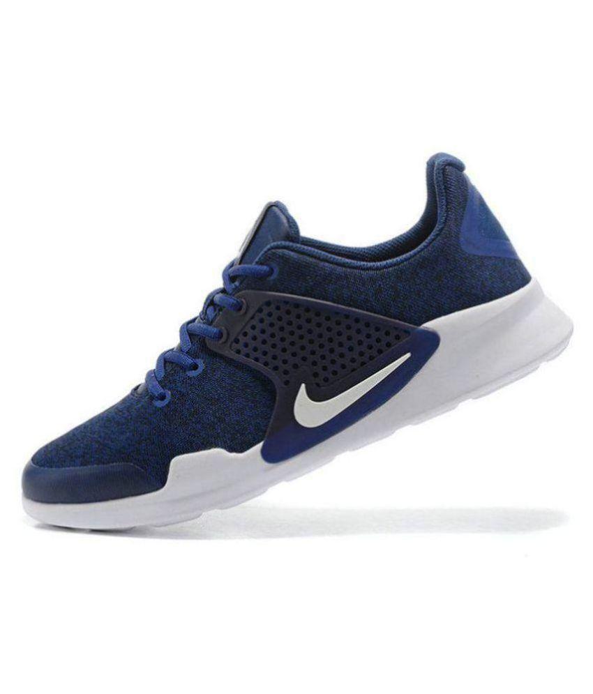 2813bab9fe3e Nike Arrowz Blue Running Shoes - Buy Nike Arrowz Blue Running Shoes ...