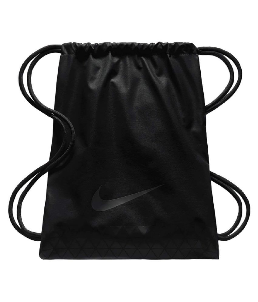 Nike Small Polyester Gym Bag - Buy Nike Small Polyester Gym Bag Online at Low  Price - Snapdeal 3aab738eb719f