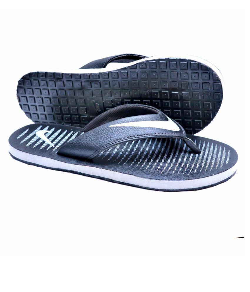 pretty nice ccb29 32d17 Nike chroma 5 Black Thong Flip Flop