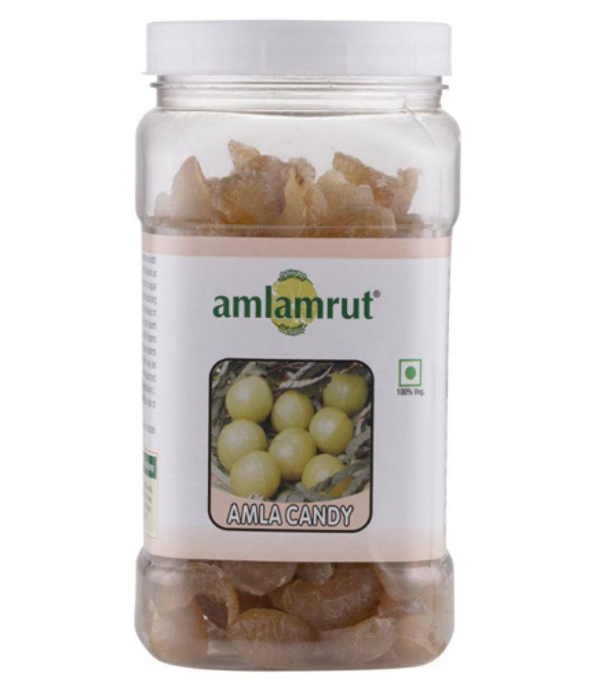 Amlamrut Sweet Candy Filled Candies 500 gm Pack of 2