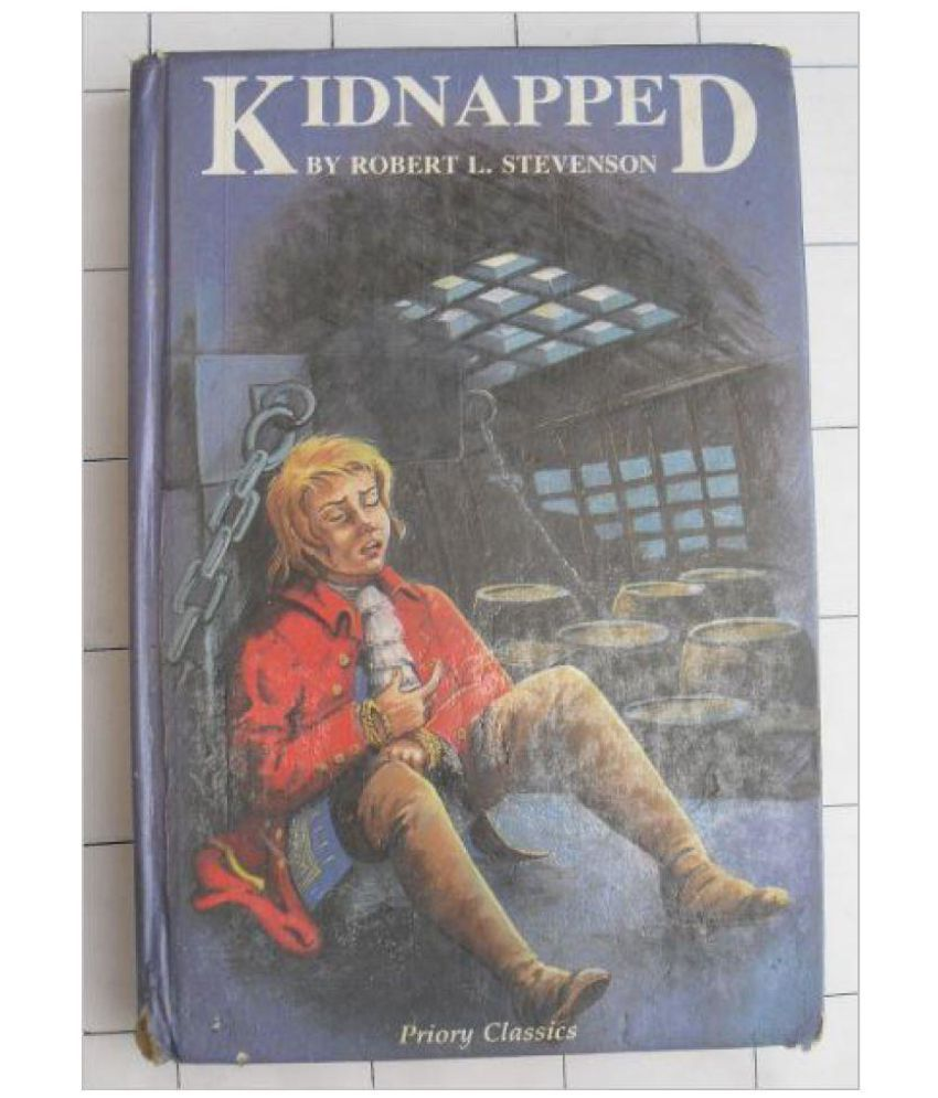 KidNapped- Book By Robert L. Stevenson Used