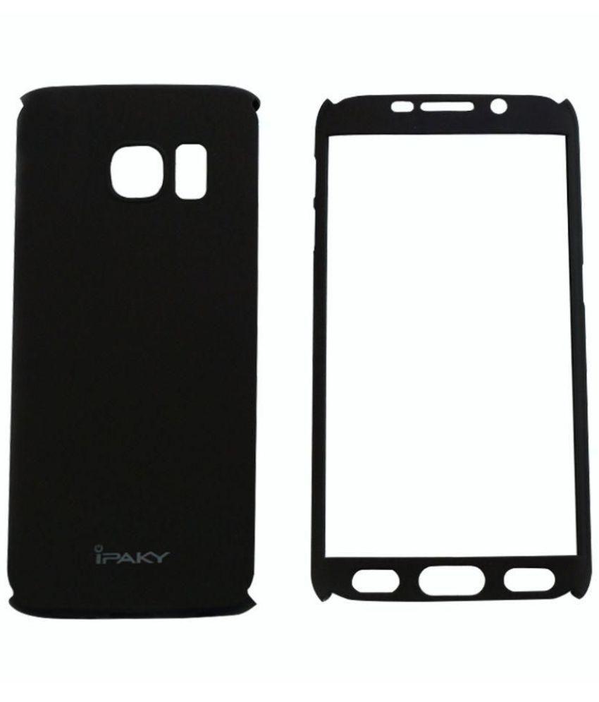Oppo A37 Plain Cases JKR - Black