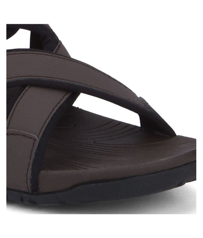3eb4b0817b20 Fila PACIFIC II Brown Mesh Floater Sandals - Buy Fila PACIFIC II ...