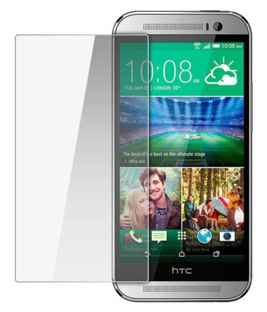 Htc One M9 Plus Tempered Glass Screen Guard By Pav Mobile