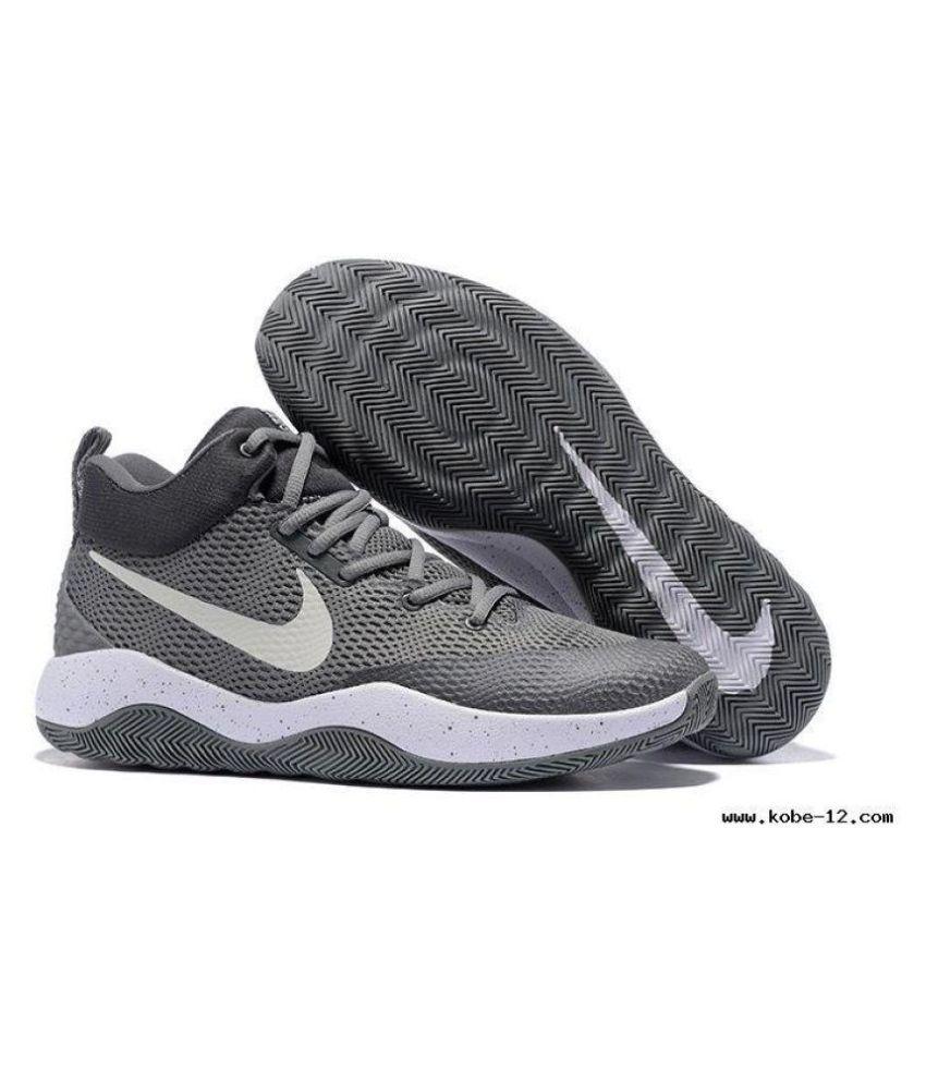 831f1116da270 Nike ZOOM REV Grey Running Shoes - Buy Nike ZOOM REV Grey Running ...