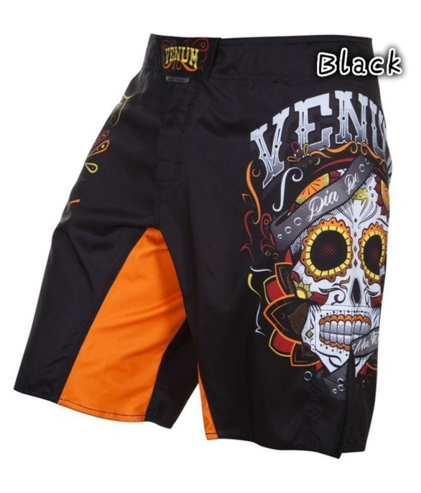 Changing Destiny Black Shorts
